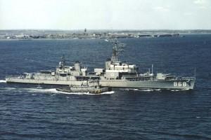 USS Brownson